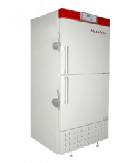 Upright Freezer Double Door LUFD-40-402